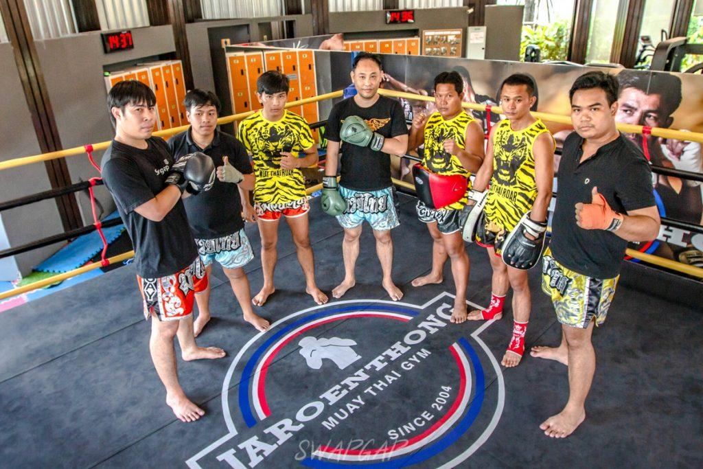 Jaroenthong Professional Boxing School
