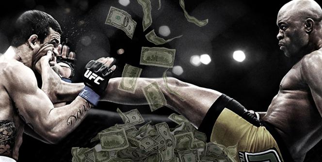 เดิมพันกีฬาออนไลน์ MMA